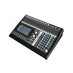 Ashly Audio - DIGIMIX24 - Ashley Mixer with 24 Total Inputs and 14 Mix Busses