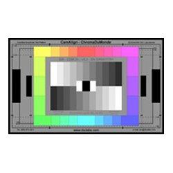 DSC Labs - SRW18-CDM12+4 - DSC Labs SRW18-CDM12plus4 ChromaDuMonde 12-Plus-4 CamAlign Chip Test Chart - Senior 24 x 14.7