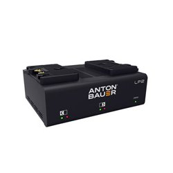 Anton Bauer - AB-84750125 - 84750125 LP2 Dual Gold Mount Charger