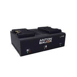Anton Bauer - AB-84750125 - 84750125 LP2 Dual Gold Mount Charger