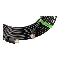 Laird Telemedia - TUFFCAT-125 - Super Tough Cat 5E cables for Long Life Field Deployment 125Ft