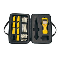 Klein Tools - VDV501-826 - Klein Tools VDV Scout Pro 2 LT Tester and Test-n-Map Remote Kit - Voice Signal Testing, Cable Length Testing - Network (RJ-45) - Coaxial, Twisted Pair - Battery Included