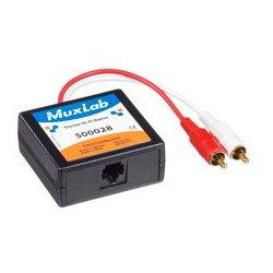 MuxLab - 500,028.00 - MuxLab 500028 Stereo Hi-Fi Balun