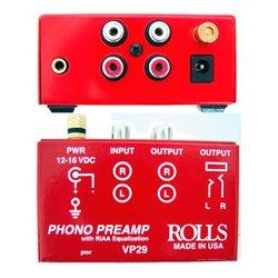 Rolls - VP29 - Rolls VP29 Preamplifier