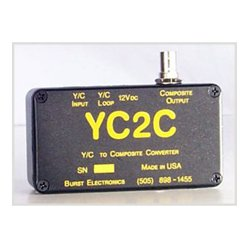 Burst Electronics - YC2C - Burst YC to Composite Video Converter