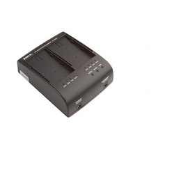SWIT Electronics - S-3602I - SWIT Dual Simultaneous Charger/Adaptor for JVC SSL-JVC50 Battery
