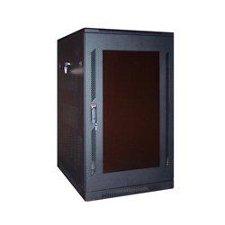 Quest Technology - FE4119-28-02K - Quest 410 Series Floor Enclosure - 28U Unassembled