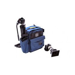 PortaBrace - BC-2N - PortaBrace Large - DSLR Backpack Camera Case - Blue