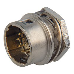 Hirose Electric - HR10A-10R-12P - Hirose Male Connector