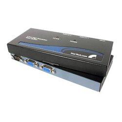 StarTech - 122PRO - StarTech 2 Port High-Resolution VGA Video Splitter/DA
