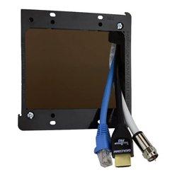 DataComm - 60-0022-S - Datacomm 2 Gang Low Voltage Mounting Bracket