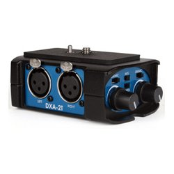 Camcorder Xlr Adapters