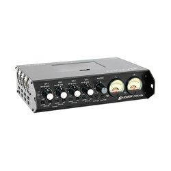 Azden - FMX-42U - Azden FMX-42u 4 Channel Portable Mic/Line Mixer w/ USB Digital Audio Output
