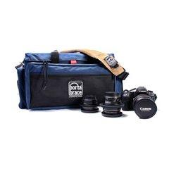 PortaBrace - DCO-2U - PortaBrace Digital Camera Organizer Case BLUE