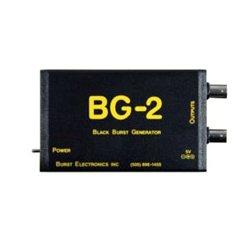 Burst Electronics - BG2-12V - Burst Dual Output Blackburst Generator with 12V Power Supply