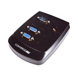 StarTech - 122W - Startech 2 Port VGA Video Splitter- Wall Mountable