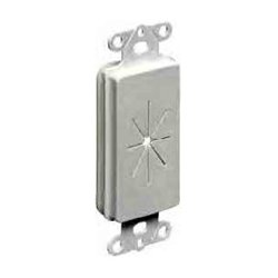 Arlington Industries - ARLCED130 - Model CED130 Cable Entry Device with Slotted Cover each