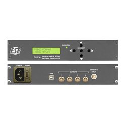 ESE - DV 230 - DV-230 Genlockable HD/SD SDI Pattern Generator