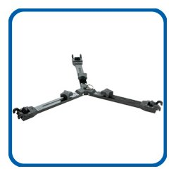 Cartoni - P731 - P731 Mid-Level Spreader for 1-Stage ENG and EFP Tripods
