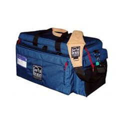 PortaBrace - PC-333 - PortaBrace Medium Production Case - Shoulder Strap, Holster - Cordura - Blue