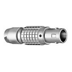 Lemo - FGG.0B.303.CLAD35 - Lemo B Series Multi-pole Connector - 3 Pin Straight Plug