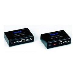 MuxLab - 500,035.00 - MuxLab 500035 Active VGA Balun Kit