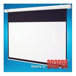 Draper - 137,136.00 - Draper 137136 109 Inch Salara/Series M AutoReturn Manual Projection Screen 16:10 Matt White