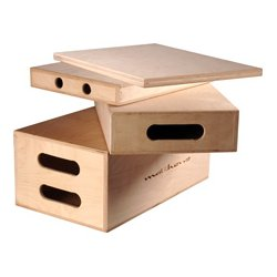 Matthews Studio Equipment - 259,537.00 - Matthews Normal Duty Quarter Apple Box - 2inH x 12inW x 20inL