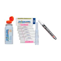 Sticklers - POC03M - Sticklers Nonflammable Fiber Optic Splice/Connector Cleaner 3 Oz Spray