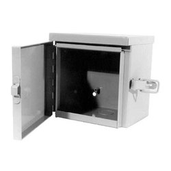 Milbank - 10126-TC3R - Milbank Outdoor Weather Resistant Hinged Cover Junction Box 10x12x6