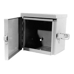 Milbank - 886-TC3R - Milbank Outdoor Weather Resistant Hinged Cover Junction Box 8x8x6