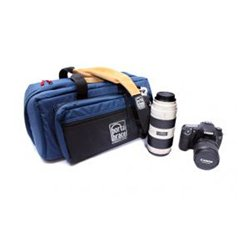 PortaBrace - CS-DC3U - PortaBrace Digital Camera Carrying Case - Medium (Blue)