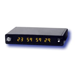 ESE - LX 453U - SMPTE / EBU Timecode Display