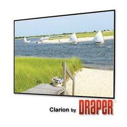 Draper - 252,141.00 - Draper 252141 40.5x72 Inch 16:9 HDTV Format M1300 Clarion Screen