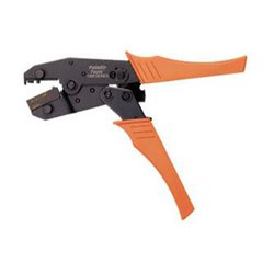 Greenlee / Textron - 1342 - Paladin Tools 1300 Series AMP Style Standard Ratcheted Crimper - 8.9 Length - 2 oz, 2