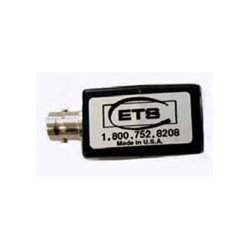 Energy Transformation Systems - EIP-59-MBNC-45 - ETS EIP-75-MBNC-45 Male BNC to RJ45 Jack