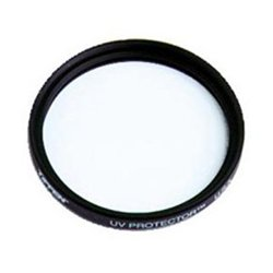 The Tiffen Company - 46UVP - Tiffen 46mm UV Protector Glass Filter - 1.81