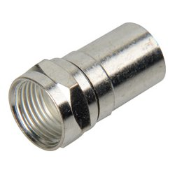 TecNec - 25-7049 - F-59 for Plenum with attached 1/2in crimp ring