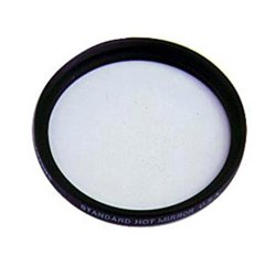 The Tiffen Company - 49SHM - Tiffen 49mm Standard Hot Mirror Filter - 1.93