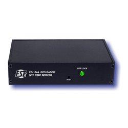 ESE - ES 104E - GPS Based NTP Time Server