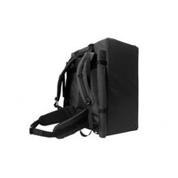PortaBrace - BK-4B - PortaBrace Backpack Camera Case - Extra Large - Black
