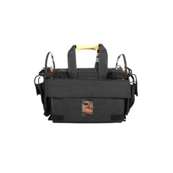 PortaBrace - AO-4WT/664H - Portabrace AO-4WT-664H Audio Organizer Includes AH-2H Harness (no strap) Sound Devices 664 - Black