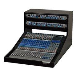 Grundorf - RSB-PRESL1642-4N - Grundorf SLBPRESL1642-4 Desktop Slant Rack for PreSonus SL1642 Mixer Natural