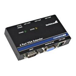 StarTech - 1214T - StarTech 4 Port VGA Video Extender over Cat 5