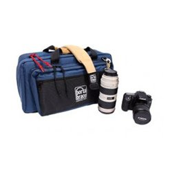PortaBrace - CS-DC4U - PortaBrace Digital Camera Carrying Case (Blue)