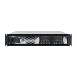 Ashly Audio - PEMA 8250 - Ashly - Network Power Amp 8 x 250W 4 Ohms with 8 x 8 DSP Processor