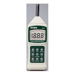 Extech Instruments - 407,750.00 - Extech 407750 Sound Level Meter - Digital with RS232 Interface