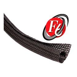 Techflex - F6N1.50BK 250FT - TechFlex F6N1.50BK250 1 1/2 Inch F6-Self Wrap Sleeving Black 250 Ft.