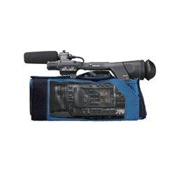 PortaBrace - CBA-HPX250 - Portabrace Camera Body Armor for the Panasonic AG-HPX250/255 - Blue