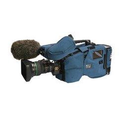 PortaBrace - CBA-PDW850 - Portabrace Camera Body Armor for the Sony PDW-850 - Blue